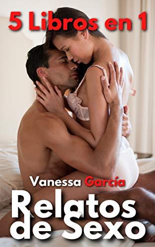 RELATOS DE SEXO de Vanessa García