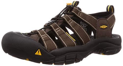 Keen Newport H2 Sandal - Men's Bison/Wet Sand 11.5