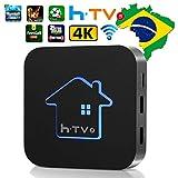 HTV5 2020 Brazilian Version IPTV Brazil With 250+ Brasil Channels Massive Portuguese Movies &Shows