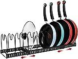 X-cosrack Porte-casseroles Support pour Organisateur de Plateaux...