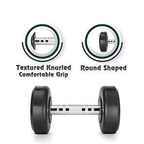 Klikfit-Rubber-Coated-Professional-Round-Dumbbells