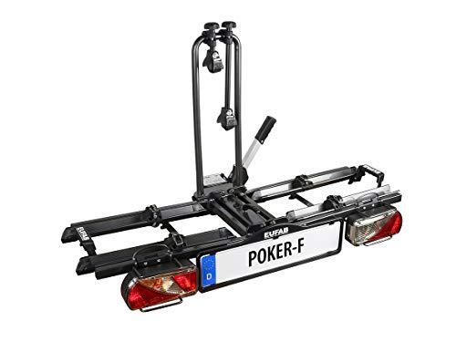 EUFAB 12010LAS Fahrradträger: Kupplungsträger 'Poker-F' (ehemals 'Raven')...
