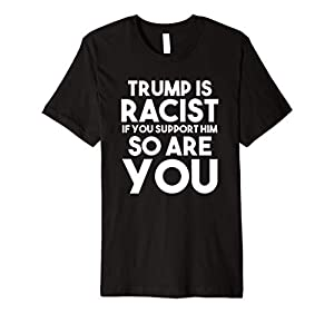 President Donald Trump is an open racist and must be defeated to restore sanity to America. The GOP is now the party of Trump, Putin and Russia. It's an open secret and an insult to a great nation. Get rid of this #RacistPresident by voting in 2020! ...
