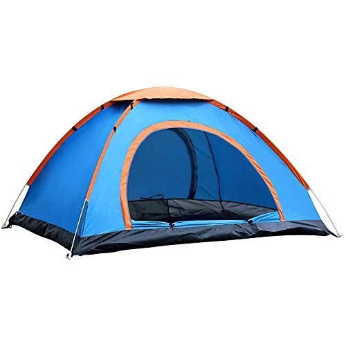 Prakal 6 Person Pop up Tent Instant Tent Lightweight Automatic Portable Tent Backpacking Tent...