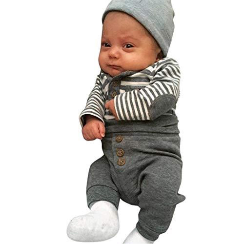 ASHOP Body Bebe Blanco Conjunto niño Verano 6 años Ropa Re