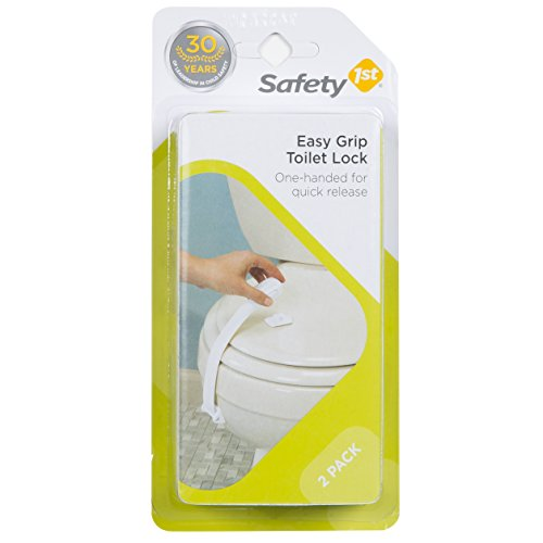 Safety 1st Easy Grip Toilet Lock