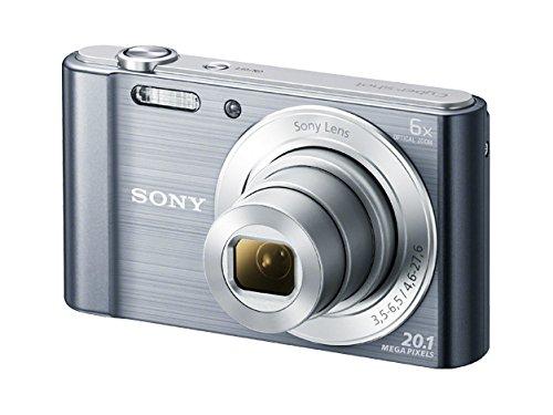 ソニー SONY デジタルカメラ Cyber-shot W810 光学6倍 シルバー DSC-W810-S