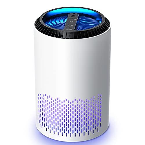 Kloudi HEPA Air Purifier Air Filter with Air Pretreatment System...