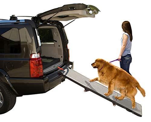 Pet Gear Tri-Fold Ramp 71 Inch Long Extra Wide...
