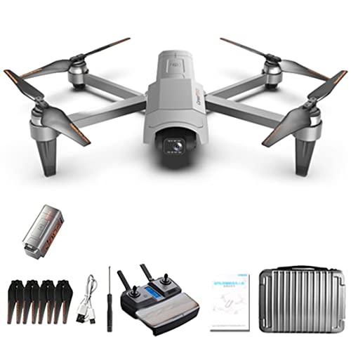 POO Drone con Fotocamera HD 8K 5KM Aeromobili per Fotografia Aerea Motore brushless a 2 Assi Quadcopter Anti-Shake con GPS 5G