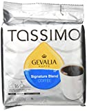 Gevalia Signature Blend Coffee T Discs for Tassimo Brewing systems (16 Count)