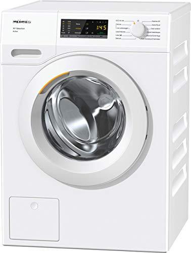 Miele WSA 033 WCS Active, Lavatrice Standard, A+++, 50 dB, 1400 rpm, Carico Frontale, 7 kg, Bianco