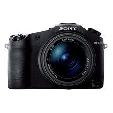 """Sony Cyber-shot DSC-RX10 II - Cámara compacta de 20.2 Mp (sensor de 1"""" Exmor RS con 20 MP, ZEISS T*24-240mm/F2.8, Visor XGA OLED, LCD inclinable, Wi-fi/NFC, estabilizador óptico) negro"""