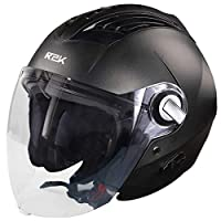 This 580 MM Medium Helmet Size will be fit only of 55-56 CM Head Size Men/Women Comes with Single Clear visor Check size chart in the images before buying helmet and take your head size properly. Italian Design Hygienic Interior with Multi pore Quick...