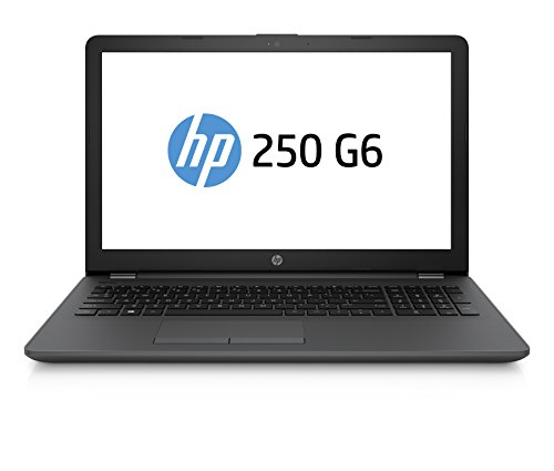 HP 250 G6 Notebook PC, Intel Core i5-7200U, RAM da 4 GB DDR4, HDD SATA da 500 GB, Display da 15.6',...