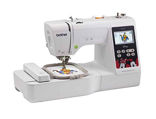 Product Image 1: Brother PE550D Embroidery Machine