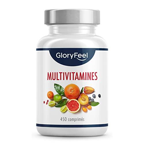 Multivitamines et Minéraux - 450...