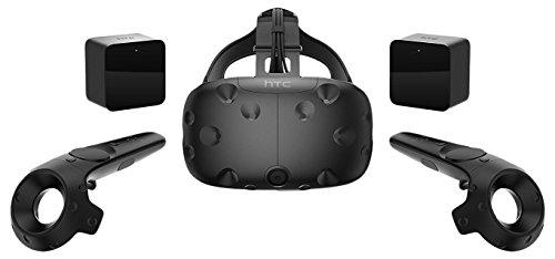 【国内正規品】 HTC VIVE (コンシューマーエディション) 【Amazon.co.jp限定】オリジナルPC壁紙配信 付