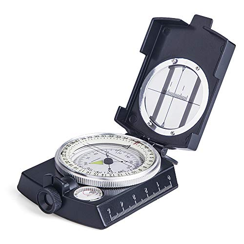 COSTIN Multifunctional Compass, Metal Military Waterproof...