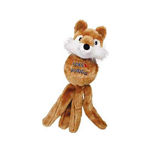 KONG Wubba Friend Dog Toy, Large, Assorted