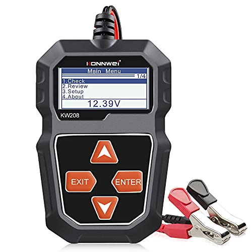 Best Car Battery Testers 2021