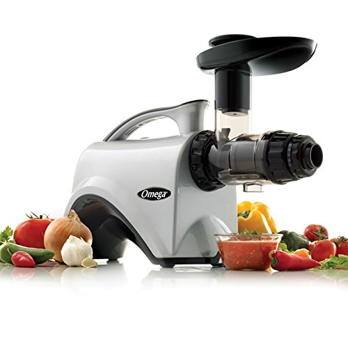 Omega Juicer NC800HDS Juicer Extractor and Nutrition Center...