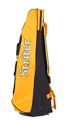 Optimus® Hockey Kit Bag Pitthu Shoulder Bag-Large Size Heavy Duty Matti-Yellow(Bag Only/Colors of Bag May Vary)