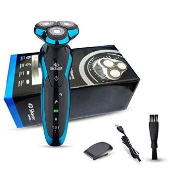 Men's Electric Shavers Razor Cordless Beard Hair Trimmer
