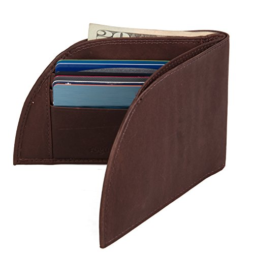41PYhW NmYL - The 7 Best Front Pocket Wallets For Men: Stylish Wallets To Organize Your Essentials