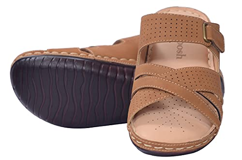 Coosh Multi Color extra Soft Ortho Care Diabetic & Orthopaedic Slippers / Doctor Chappal & Footwear with Memory Foam - Women