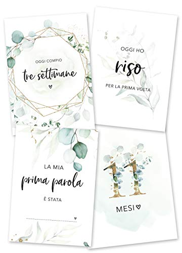 Milestone Cards in italiano