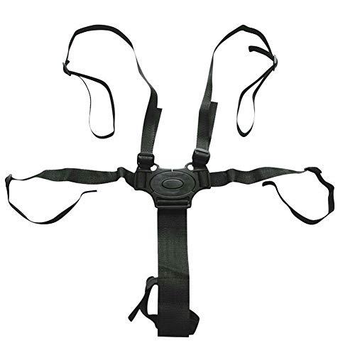 Seggiolino, cintura regolabile, cinghia di sicurezza bambino a 5punti con spalline universale per...