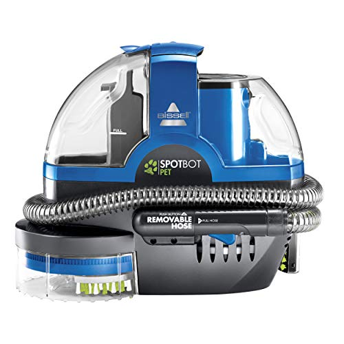 Bissell SpotBot Pet handsfree Spot and Stain Portable Deep...