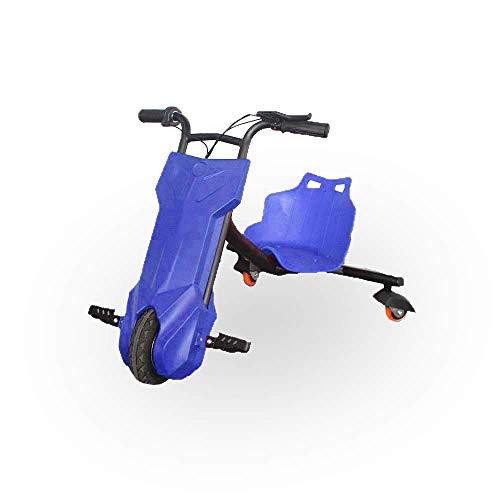 BEEPER RDT100-B-Kart Elettrico per Bambini, 100 W, 12 V, 6, 5 Ah, Colore Blu, RDT100-B