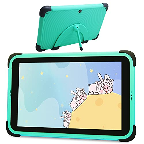 Tablette Android 11 pour enfants 8 pouces Full HD...