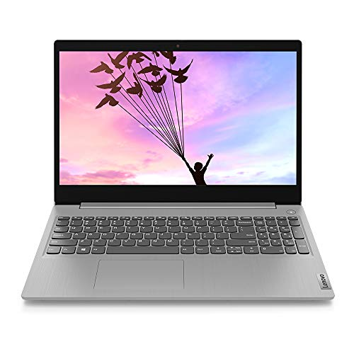 "Lenovo IdeaPad Slim 3 10th Gen Intel Core i3 15.6"" (39.63cm) FHD Thin & Light Laptop (4GB/256GB..."