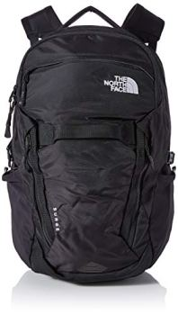 The North Face Surge Backpack, TNF Black, One Size