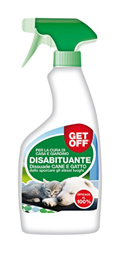 Get Off Repellente Disabituante, Verde, 500 ml