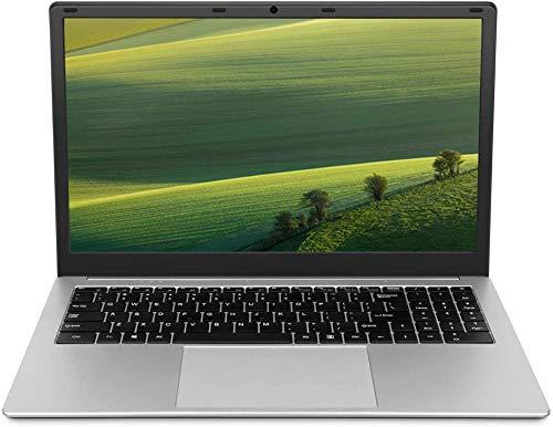 Laptop da 15,6 pollici (Intel Celeron J3455 64...