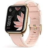 AGPTEK Smartwatch Mujer, 1.69'' Reloj Inteligente Deportivo Impermeable IP68 con...