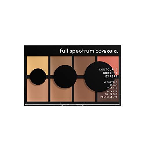 Covergirl Full Spectrum Contour & Correct Expert Cream Palette,...