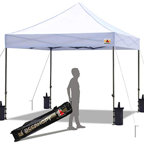 ABCCANOPY Pop up Canopy Tent Commercial Instant Shelter with...