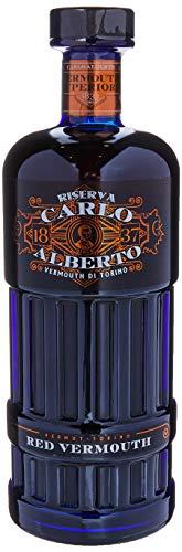 VERMOUTH RISERVA CARLO ALBERTO RED ROSSO SUPERIORE NB | 18 % vol. | 750 ml