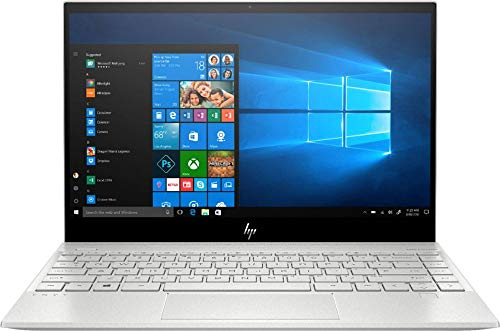 "HP - Envy 13.3"" 4K Ultra HD Touch-Screen Laptop - Intel Core i7-1065G7 - 8GB DDR4 Memory - 512GB SSD - Natural Silver"