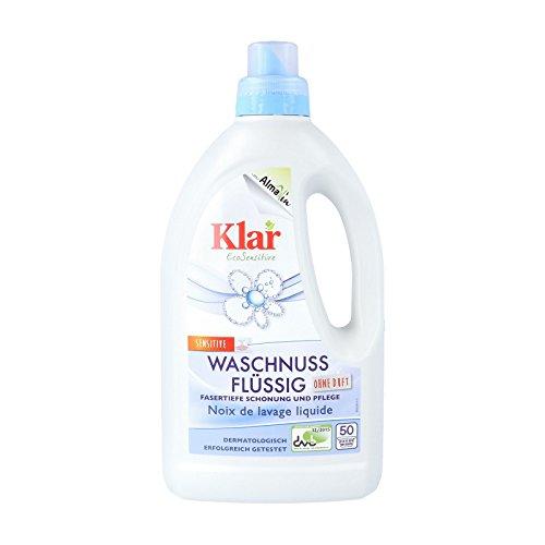 Klar Waschnuss flüssig 1,5L