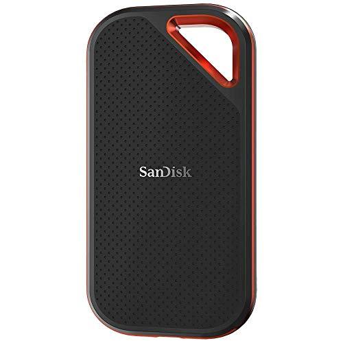 SanDisk Extreme PRO SSD Portatile 1 TB, Velocit di Lettura fino a 1050 MB/s, USB-C, Resistente e...