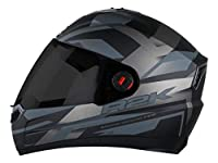 Graphics Helmet High Impact ABS Full Face Helmet