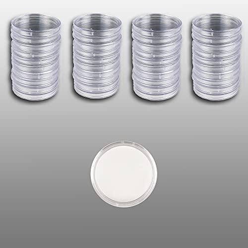 40 capsule portamonete Prophila 33 mm ad esempio 10 DM / 10 Euro
