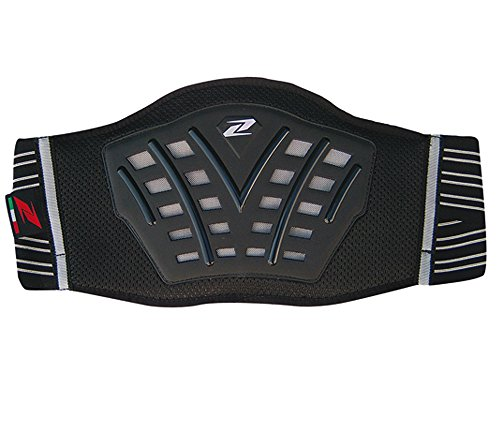 Zandon Fascia Lombare Kidney Belt Cross (Giro Vita 94-106 cm), Nero, L