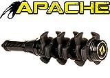 NAP Black Apache Stabilizer 8 Inch Stealth Dampening